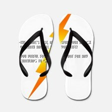 flash gordon Flip Flops