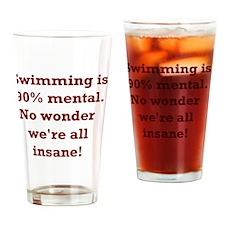 4-insanity Drinking Glass