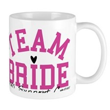 team-bride-support-crew Mug