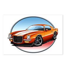 Orange_72_Camaro Postcards (Package of 8)