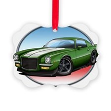 Green_72_Camaro Ornament