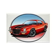 Red_72_Camaro Rectangle Magnet