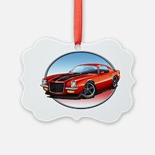 Red_72_Camaro Ornament