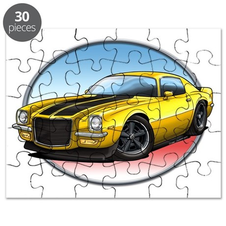 Yellow_72_Camaro Puzzle