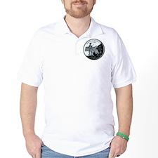 state-quarter-massachusetts T-Shirt