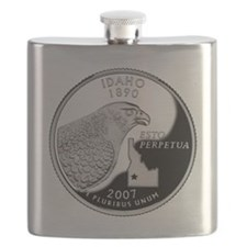 state-quarter-idaho Flask