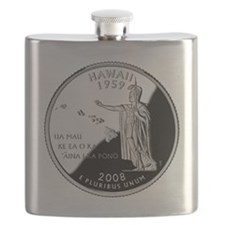 state-quarter-hawaii Flask