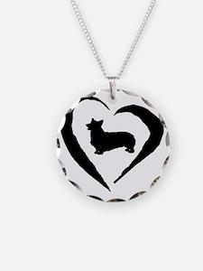 Pembroke Heart Necklace