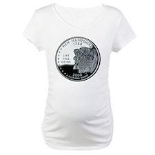 coin-quarter-new-hampshire Shirt