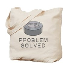 Problem solved Tote Bag