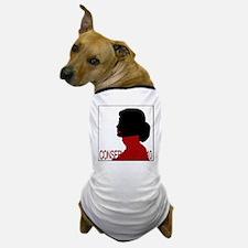 Conservative Woman 2 trsbkg Dog T-Shirt