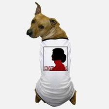 Conservative Woman 2 opqbkg Dog T-Shirt