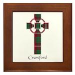Cross - Crawford Framed Tile