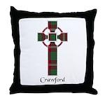 Cross - Crawford Throw Pillow