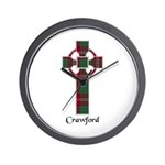 Cross - Crawford Wall Clock