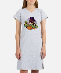 NEW_TRICK_FOR_TREAT Women's Nightshirt