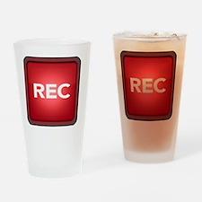 C-104 (record) Drinking Glass