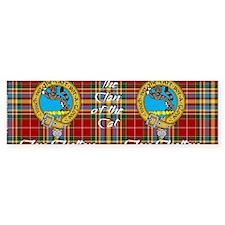 Clan Chattan Ancient Tartan by Cl Bumper Sticker