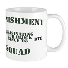 punishment squad Mug