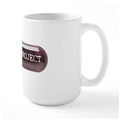 Placebo Project Large Mug