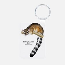 Ring-Tailed Cat Keychains