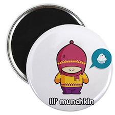 Munchkin PNK-PUR Magnet