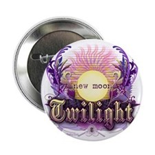 "new moon purple crest 2.25"" Button"
