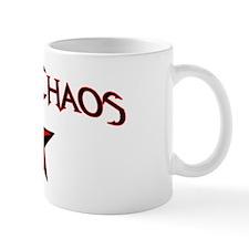 Team Chaos Shoulder Back Mug