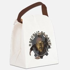 Republic-of-Dave Canvas Lunch Bag
