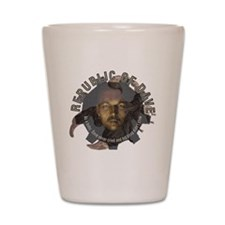 Republic-of-Dave Shot Glass