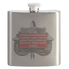 Milton Friedman on Civilization Flask