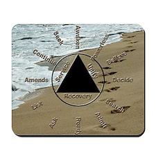AAClock Mousepad