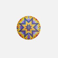 Star Eagle Mini Button