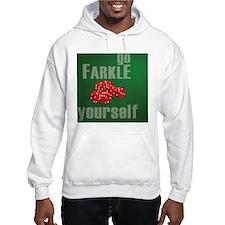Farkle Yourself Mousepad Hoodie