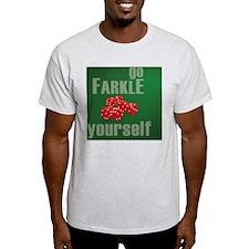 Farkle Yourself Mousepad T-Shirt