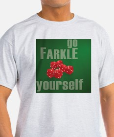 Farkle Yourself Mousepad T-Shirt