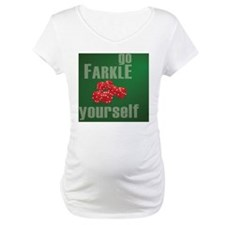 Farkle Yourself Mousepad Shirt