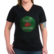 Farkle Yourself 12x12  Shirt
