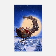 Merry Christmas to All_POSTER Decal