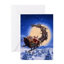 Merry Christmas to All_POSTER Greeting Card