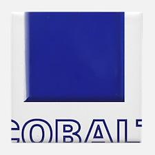 C-82 (cobalt) Tile Coaster