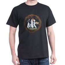 fox squre with vine cleaned T-Shirt