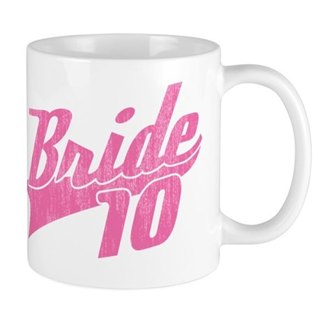 Team Bride 2010-pink Mug