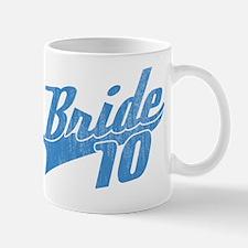 Team Bride 2010-blue Mug