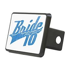 Team Bride 2010-blue Hitch Cover