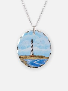 Cape Hatteras Lighthouse Necklace