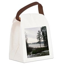 01-pine Canvas Lunch Bag