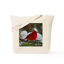 another Christmas Cardinal Tote Bag