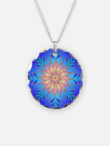 Sun flower-4. Necklace