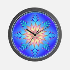 Sun flower-4. Wall Clock
